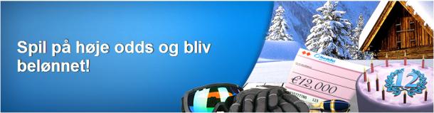 NordicBet højeste odds