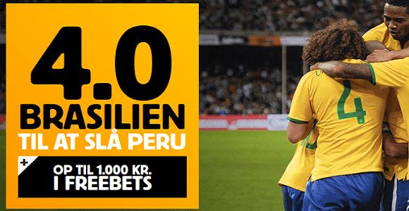 Brasilien-Peru-odds-4
