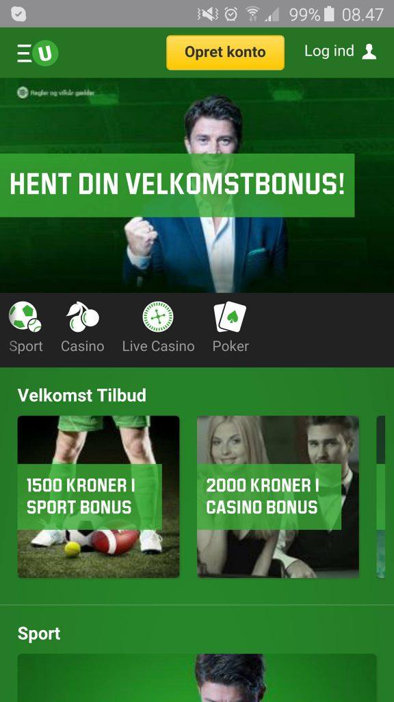 Unibet_velkomstbonus_mobil