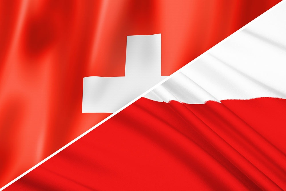 Schweiz Polen Em 2021