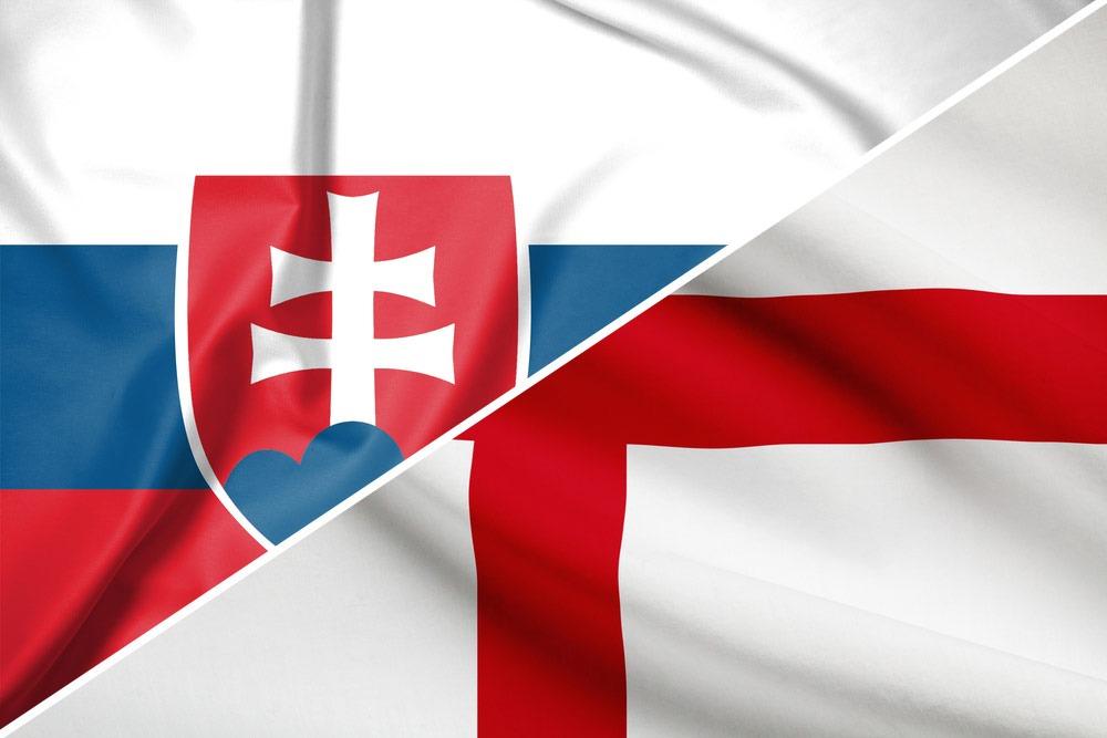 Slovakiet-England-flag