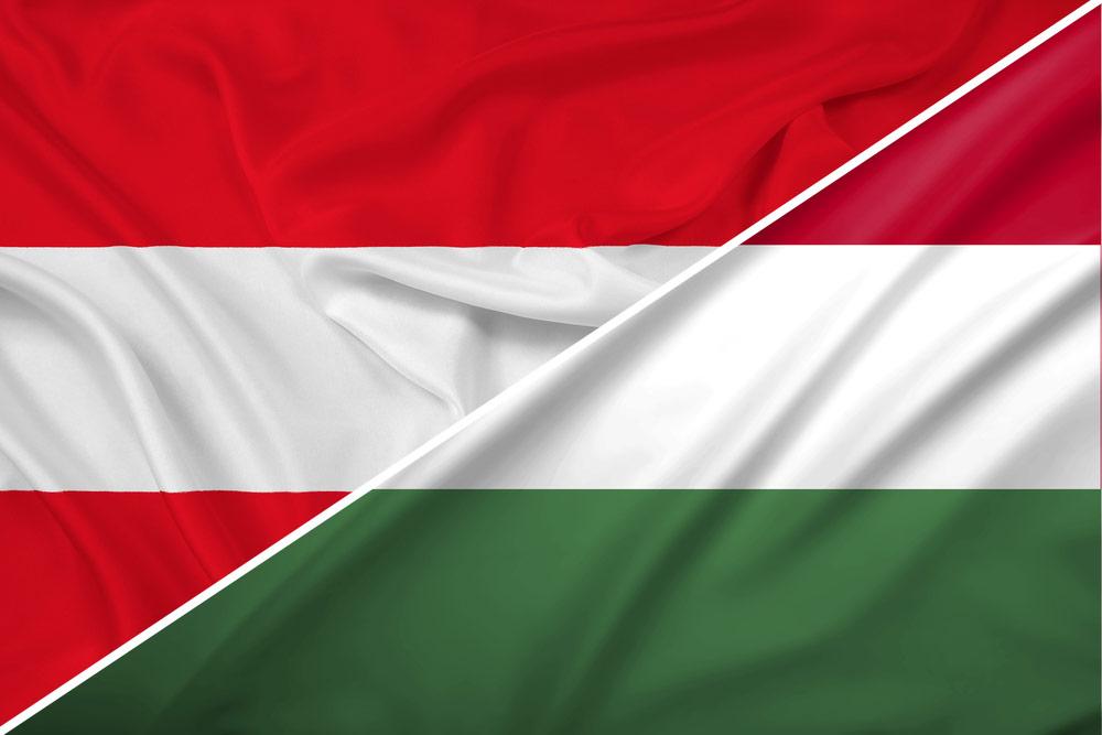 Østrig-Ungarn-flag