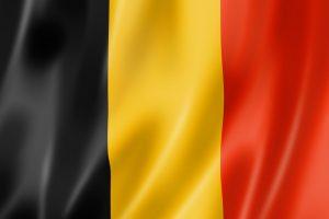 Belgien flag