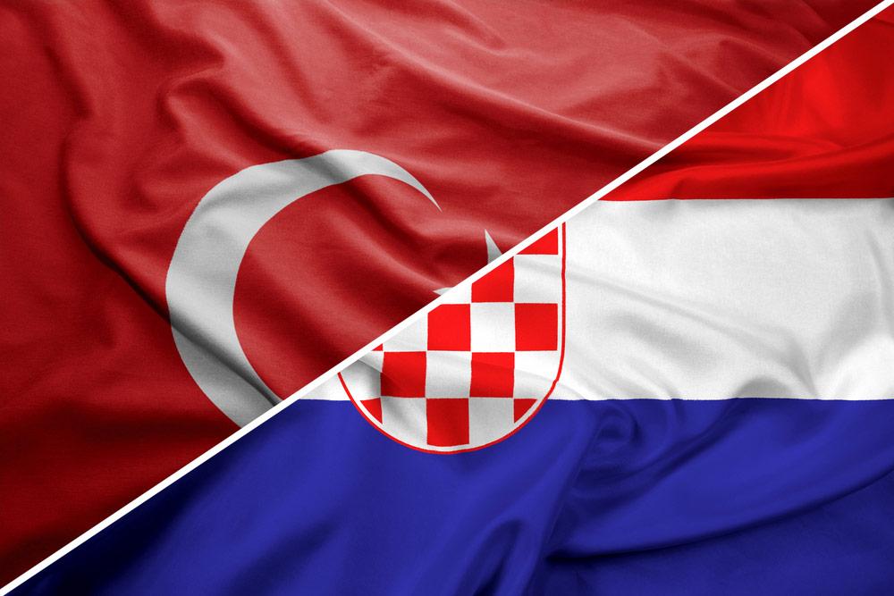 tyrkiet-kroatien-flag