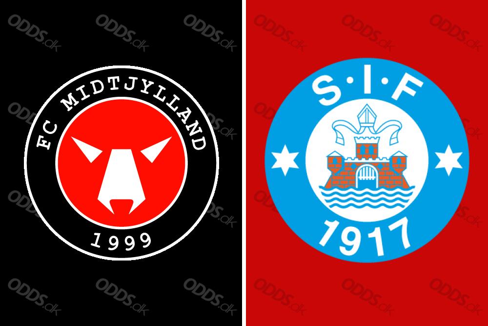 Midtjylland - Silkeborg - logo