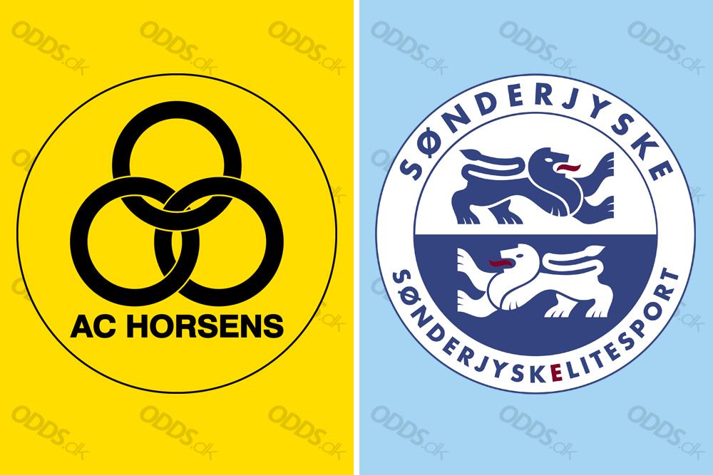 Horsens - Sønderjyske - logo