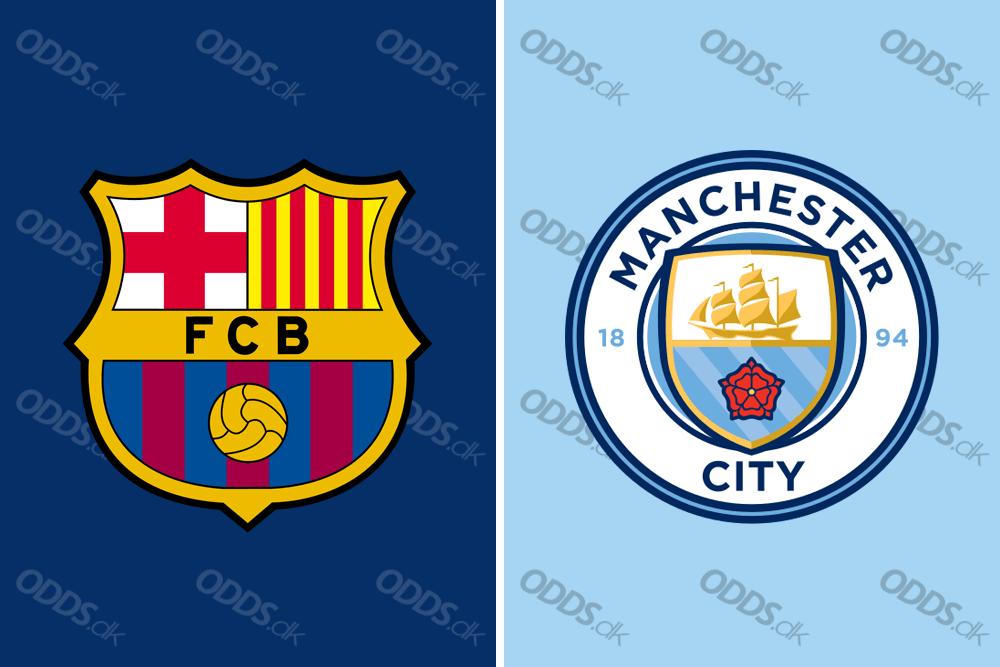 Barcelona Vs Manchester City Odds